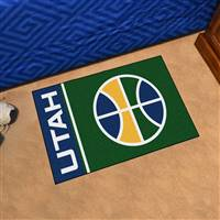 "NBA - Utah Jazz Uniform Starter Mat 19""x30"""