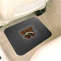 "Western Michigan University Utility Mat 14""x17"""