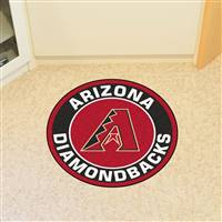 "Arizona Diamondbacks Roundel Mat 27"" diameter"
