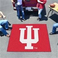 "Indiana Hoosiers Tailgater Rug 60""x72"""