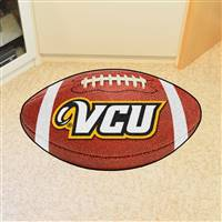 "Virginia Commonwealth University Football Mat 20.5""x32.5"""