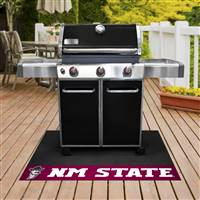 "New Mexico State University Grill Mat 26""x42"""