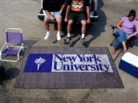 "NYU New York University Tailgating Ulti-Mat 60""x96"""