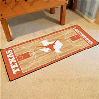 "University of Texas NCAA Basketball Runner 30""x72"""