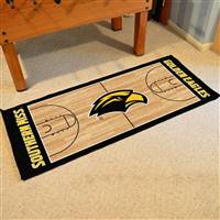 "University of Southern Mississippi NCAA Basketball Runner 30""x72"""