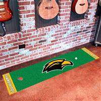 "University of Southern Mississippi Putting Green Mat 18""x72"""