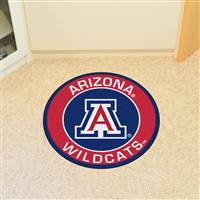 "University of Arizona Roundel Mat 27"" diameter"