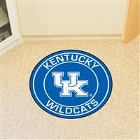 "University of Kentucky Roundel Mat 27"" diameter"