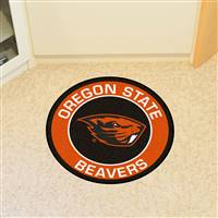 "Oregon State University Roundel Mat 27"" diameter"