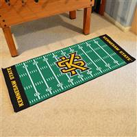 "Kennesaw State University Football Field Runner 30""x72"""
