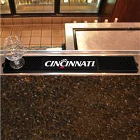 "University of Cincinnati Drink Mat 3.25""x24"""