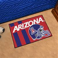 "University of Arizona Starter Mat 19""x30"""