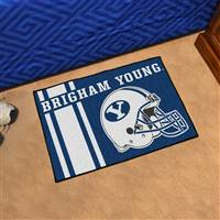 "Brigham Young University Uniform Starter Mat 19""x30"""
