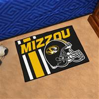 "University of Missouri Uniform Starter Mat 19""x30"""