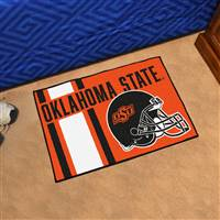 "Oklahoma State University Uniform Starter Mat 19""x30"""