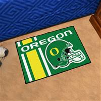 "University of Oregon Uniform Starter Mat 19""x30"""