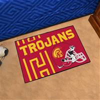 "University of Southern California Uniform Starter Mat 19""x30"""