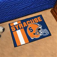 "Syracuse University Uniform Starter Mat 19""x30"""