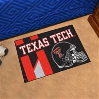 "Texas Tech University Uniform Starter Mat 19""x30"""