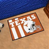 "University of Texas Uniform Starter Mat 19""x30"""