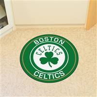"NBA - Boston Celtics Roundel Mat 27"" diameter"