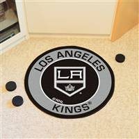 "NHL - Los Angeles Kings Roundel Mat 27"" diameter"