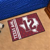 "Texas A&M University Starter Mat 19""x30"""
