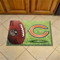"NFL - Chicago Bears Scraper Mat 19""x30"""