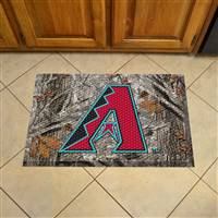 "Arizona Diamondbacks Scraper Mat 19""x30"""