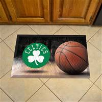 "NBA - Boston Celtics Scraper Mat 19""x30"""
