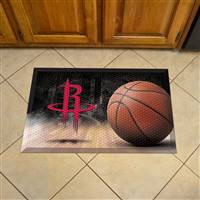 "NBA - Houston Rockets Scraper Mat 19""x30"""