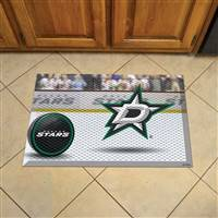 "NHL - Dallas Stars Scraper Mat 19""x30"""