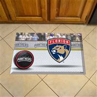 "NHL - Florida Panthers Scraper Mat 19""x30"""