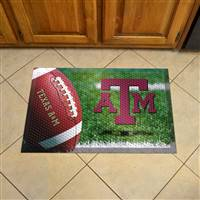 "Texas A&M University Scraper Mat 19""x30"""