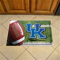 "University of Kentucky Scraper Mat 19""x30"""