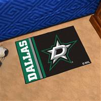 "NHL - Dallas Stars Uniform Starter Mat 19""x30"""