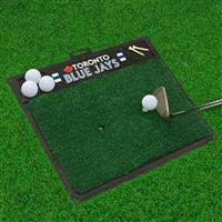 "Toronto Blue Jays Golf Hitting Mat 20"" x 17"""