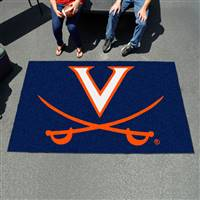 "Virginia Cavaliers Tailgating Ulti-Mat 60""x96"""