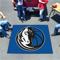 "NBA - Dallas Mavericks Tailgater Mat 59.5""x71"""