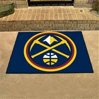 "NBA - Denver Nuggets All-Star Mat 33.75""x42.5"""