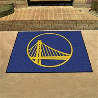 "NBA - Golden State Warriors All-Star Mat 33.75""x42.5"""