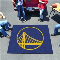 "NBA - Golden State Warriors Tailgater Mat 59.5""x71"""