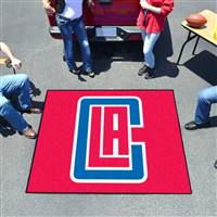 "NBA - Los Angeles Clippers Tailgater Mat 59.5""x71"""