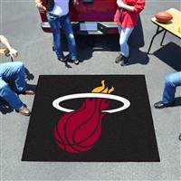"NBA - Miami Heat Tailgater Mat 59.5""x71"""
