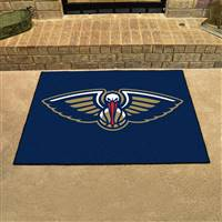 "NBA - New Orleans Pelicans All-Star Mat 33.75""x42.5"""