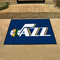 "NBA - Utah Jazz All-Star Mat 33.75""x42.5"""