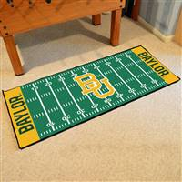 "Baylor University Football Field Runner 30""x72"""