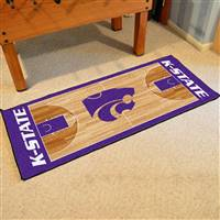 "Kansas State University NCAA Basketball Runner 30""x72"""