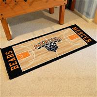 "Mercer University NCAA Basketball Runner 30""x72"""