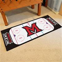 "Miami University (OH) Rink Runner 30""x72"""